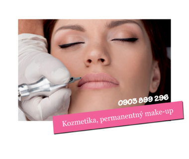 kozmetika permanentny make-up
