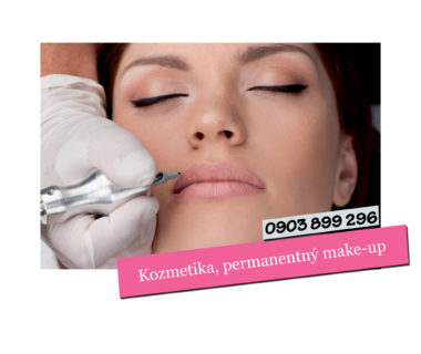 kozmetika permanentny make-up