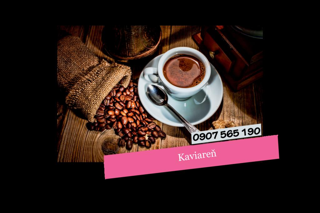 kaviareň